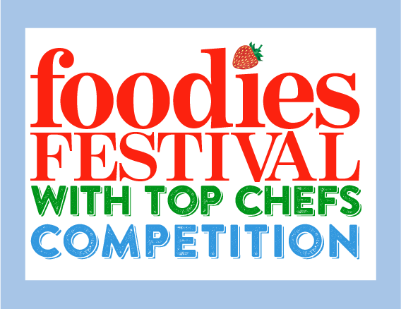 WIN A PAIR OF TICKETS TO THE FOODIES FESTIVAL – Fri 3rd JULY – SUN 5th July 2015