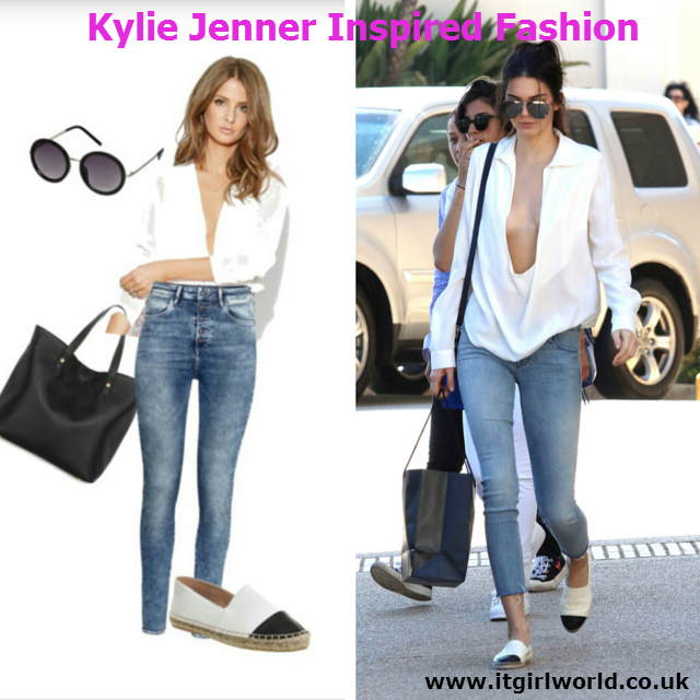 Kylie Jenner Casual Style | Car Interior Design