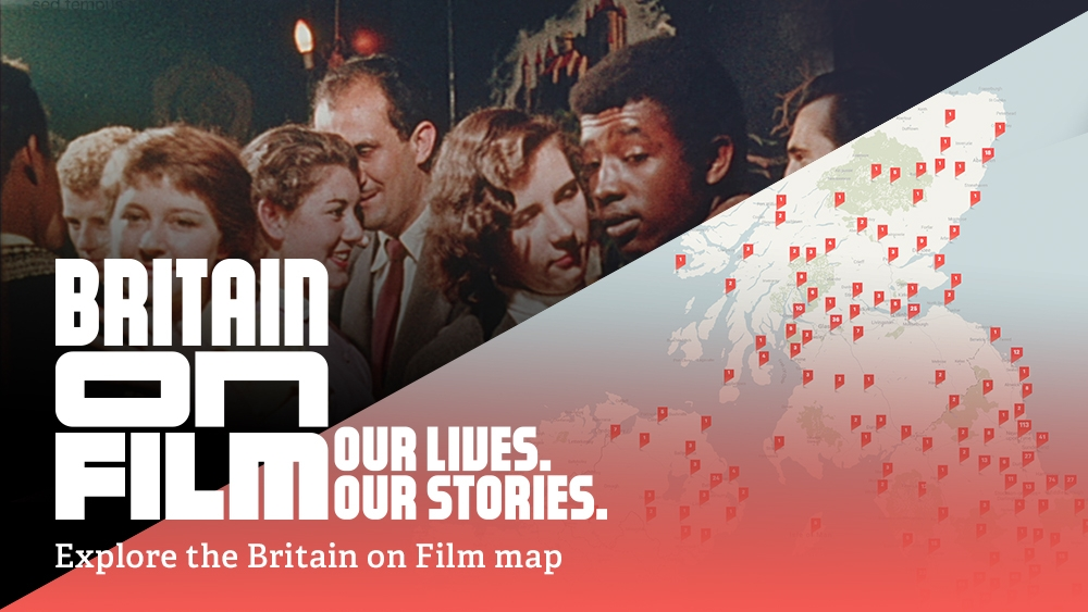 Find Your Loved Ones On The BFI's Britain on Film!