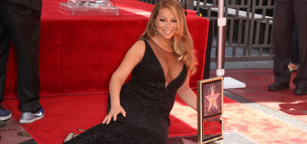 Mariah Carey Receives A Hollywood Walk Of Fame Star – At Last!