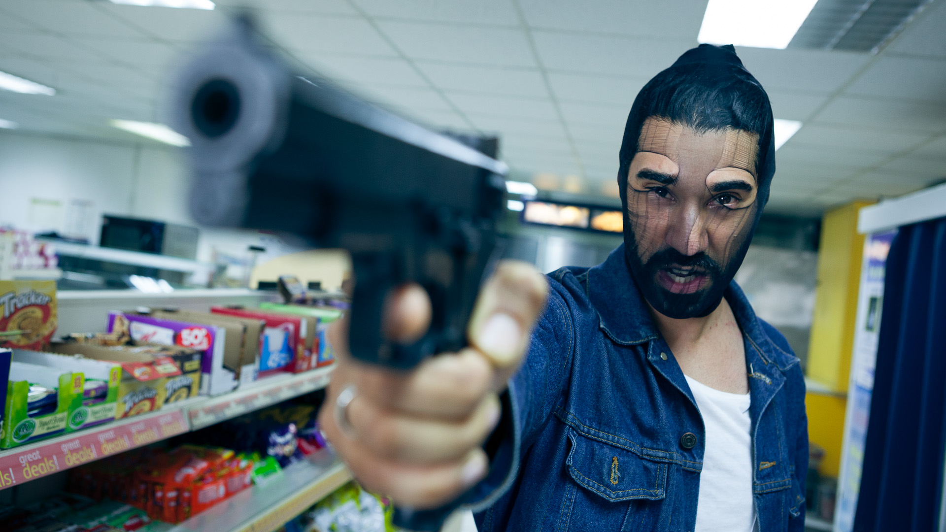 Convenience Movie – In UK Cinemas – 2nd October 2015 – Movie Review
