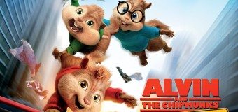 Alvin and The Chipmunks: The Road Chip Movie – In UK Cinemas – 12th February 2016!