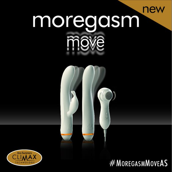 Get Naughty This Valentines Day With Ann Summers Moregasm Range of Toys! <3
