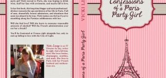 Currently reading – Confessions of a Paris Party Girl by Vicki Lesage