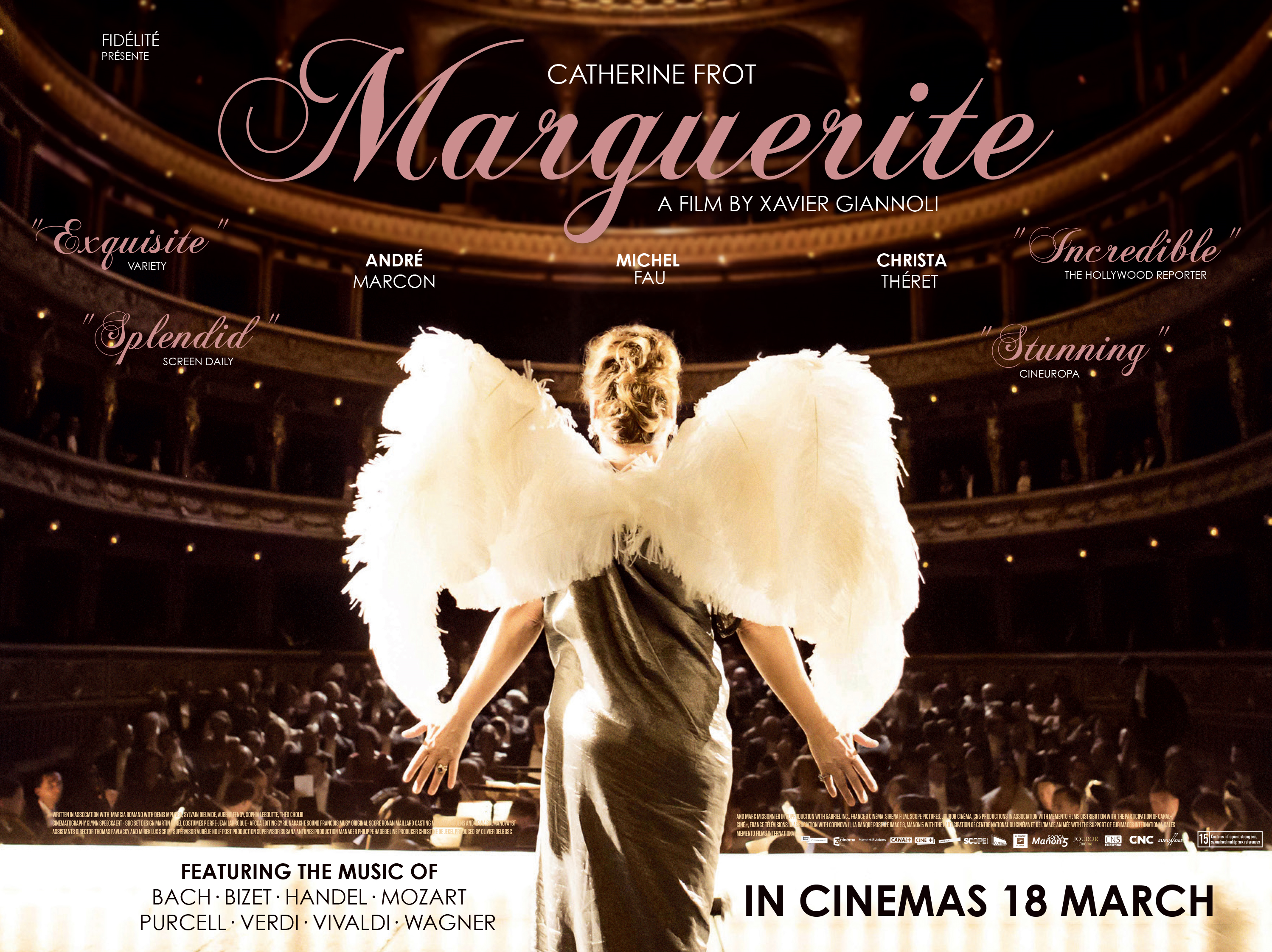 MARGUERITE FILM REVIEW – In UK Cinemas Now!