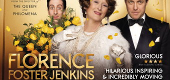 Florence Foster Jenkins Film – Out 6th May 2016