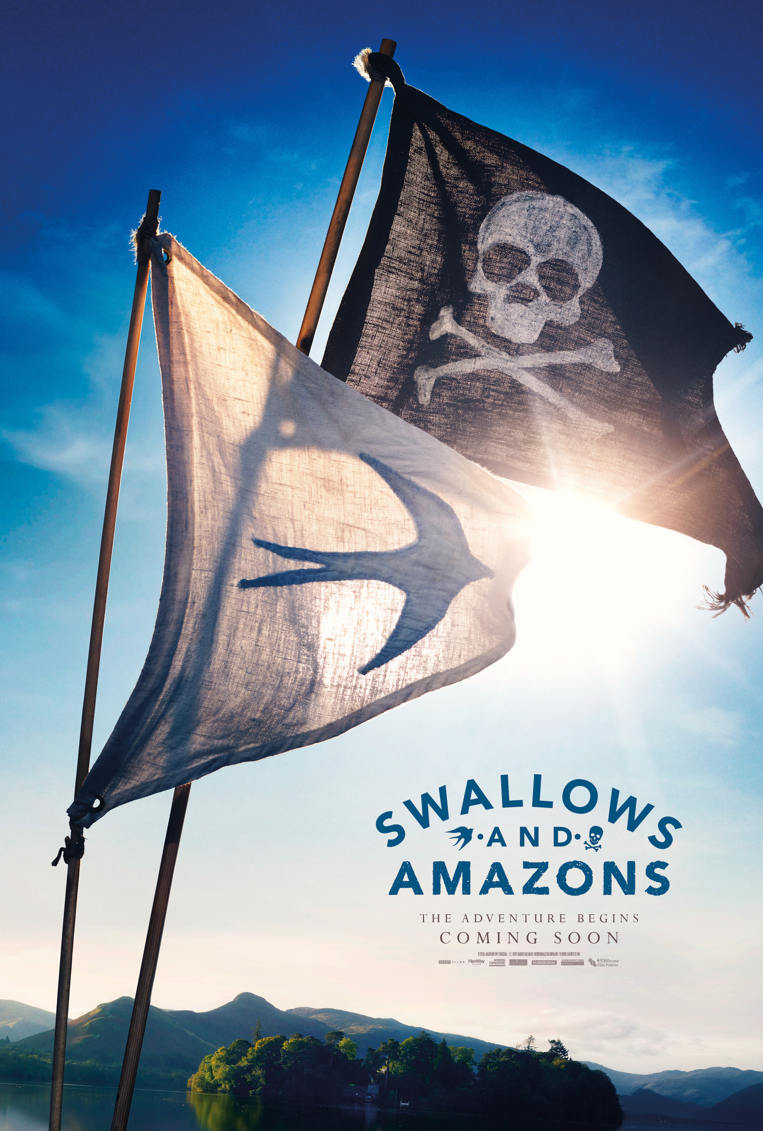 Swallows and Amazons Movie – Preview – In UK Cinemas 19th August 2016