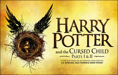 Harry Potter and the Cursed Child Parts I and II – The Official Script is here!