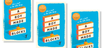 Currently reading – A Boy Made of Blocks by Keith Stuart