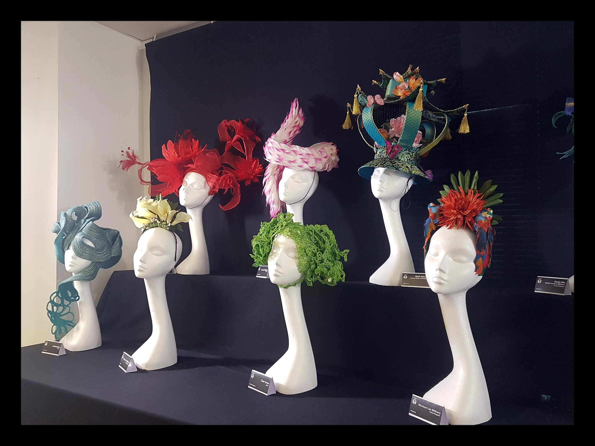 London Hat Week -Preview – Opens 7th – 12th October 2016