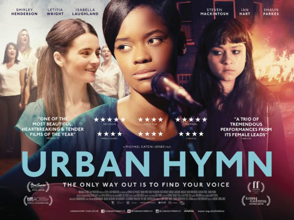 Urban Hymn Film Review – Opens in UK Cinema – Friday 30th September 2016