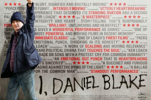 I, Daniel Blake – Out now in UK Cinemas