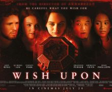 Wish Upon – Opens in UK Cinemas – Friday 28th July 2017
