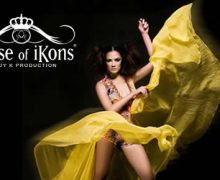 House of Ikons (A Lady K Production) Returns during London Fashion Week SS18