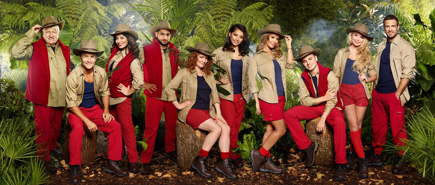 """Amir Khan Attempts """"Flushed Out"""" on tonight's I'm A Celebrity…Get Me Out of Here – ITV1 at 9pm"""