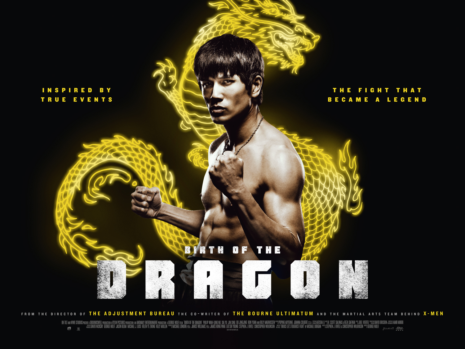 Birth of the Dragon Film – Out in UK Cinemas from 23rd February 2018